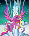 crystal lilytrader naminational princess_cadance