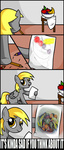 comic derpy_hooves highres old-roots