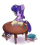 book quill twilight_sparkle yeonang young