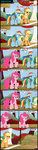 applejack bees comic pinkie_pie rainbow_dash toxic-mario