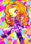 adagio_dazzle equestria_girls nora1211 the_dazzlings