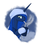 coffee hat mittens princess_luna winter zlack3r
