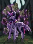 book highres koviry magic princess_twilight twilight_sparkle