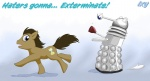 artist_unknown comic dalek doctor_who meme time_turner