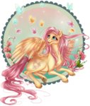 butterfly cigarscigarettes flowers fluttershy highres transparent
