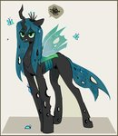 catment highres queen_chrysalis