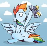 bb-and-the-boys filly pink-pone plushie rainbow_dash toy