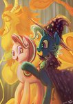 jowybean manticore starlight_glimmer the_great_and_powerful_trixie