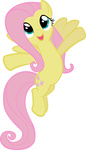 fluttershy highres socio transparent vector