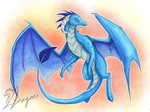 absurdres highres princess_ember traditional_art yeahbutthendragons