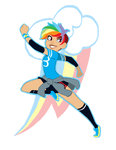 actionkiddy cutie_mark highres humanized rainbow_dash