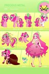 absurdres centchi clothes dress filly gala_dress highres humanized labcoat original_character rainbow_power