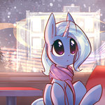 mirroredsea scarf the_great_and_powerful_trixie
