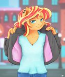 anthro highres isaak jacket sunset_shimmer