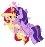 cuteosphere shipping sunlight sunset_shimmer twilight_sparkle