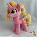 ketikacraft luster_dawn photo plushie toy