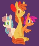 apple_bloom astro_eden cutie_mark_crusaders scootaloo sweetie_belle