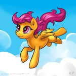 highres kp-shadowsquirrel scootaloo