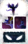 comic esinololly highres moon princess_luna