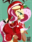 cookie dress fluttershy hat highres tohupo