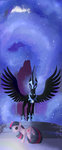 absurdres highres jaeneth nightmare_moon twilight_sparkle