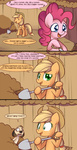 applejack bukoya-star comic meerkat pinkie_pie shovel the_lion_king