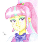 equestria_girls mayorlight sour_sweet traditional_art