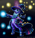 costume magic nyuuchandiannepie socks starswirl_the_bearded twilight_sparkle