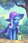 cannibalus cape hat present the_great_and_powerful_trixie tree