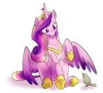 bird haden-2375 highres princess_cadance