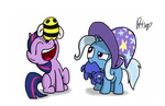 bees filly petirep plushie the_great_and_powerful_trixie toy twilight_sparkle ursa_minor