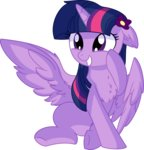 absurdres aureai cyanlightning flowers highres princess_twilight twilight_sparkle vector