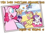 applejack ball beach cuteosphere fluttershy main_six photograph pinkie_pie rainbow_dash rarity spike summer transparent twilight_sparkle