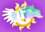 itchymango logo princess_celestia wallpaper