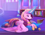 book cup highres magic princess_cadance viwrastupr