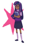 applepi92 humanized transparent twilight_sparkle