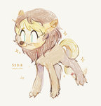 applejack costume highres lion zaininn