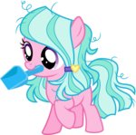 absurdres background_ponies comeha highres vector