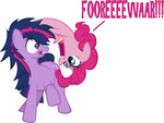 bedhead filiecs pinkie_pie twilight_sparkle