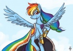 corpsecrow dress gala_dress rainbow_dash