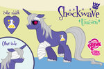 ponified rikuta shockwave transformers