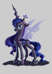 changeling highres plainoasis princess_luna species_swap