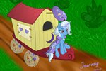 highres magic the_great_and_powerful_trixie wagon xonxt