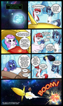 cardboard_box comic filly madmax original_character parents parody princess_celestia princess_lauren princess_luna superman