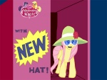 artist_unknown fluttershy hat parody the_simpsons toy