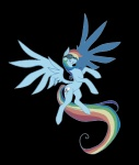 goggles mlpm rainbow_dash transparent