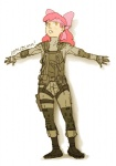 apple_bloom crossover humanized metal_gear_solid solid_snake