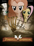 emo fluttershy highres hydra not_that_kind_of_shipping parasprite parody pirates_of_the_caribbean poowis zecora