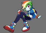 equestria_girls humanized rainbow_dash rvceric