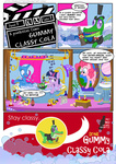 bath coca-cola comic dos_equis gummy highres meme parody pinkie_pie pixelkitties the_great_and_powerful_trixie twilight_sparkle
